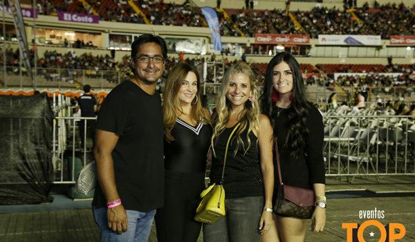 Fotos del concierto de Marc Anthony y Gente De Zona en Panamá 2018