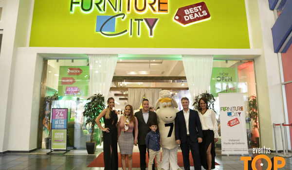 Apertura de Furniture City Albook Mall Panamá 2018