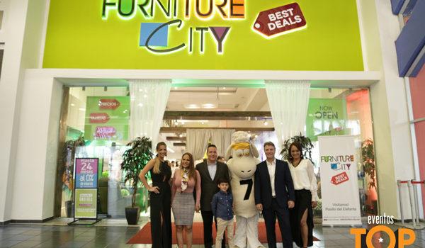 Apertura de Furniture City Albook Mall Panamá 2018