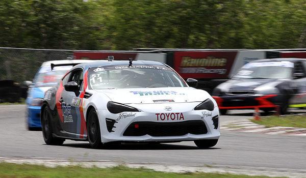 Mario Barcenas, competirá por la categoría ST en el Autódromo SUNIX en República Dominicana 2018