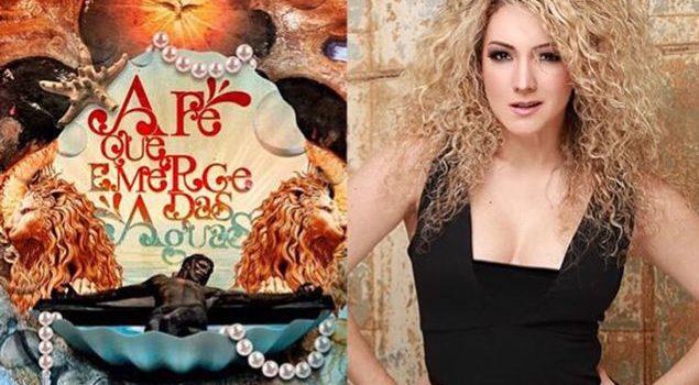 Erika Ender será la invitada de honor en el Carnaval de Rio de Janeiro 2019