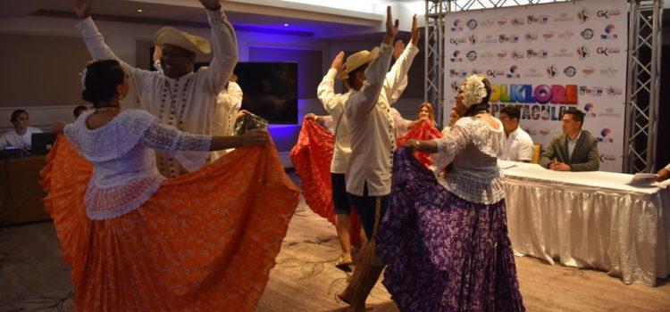 «Folklore Espectacular» será el 31 de octubre y 1 de noviembre en Atlapa