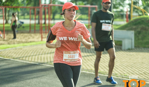 Video y fotos de los 10K y 5K de Under Armour Panamá 2018
