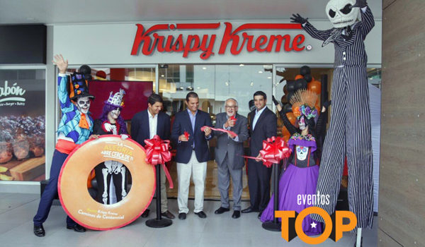 Krispy Kreme  inaugura su sexta tienda  en Caminos de Centennial