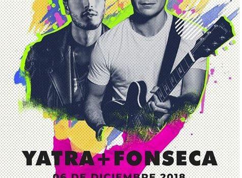 YATRA y FONSECA en Panamá 2018