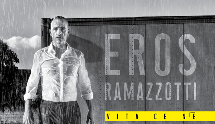 Eros Ramazzotti Vita Ce N'è World Tour Panamá 2019