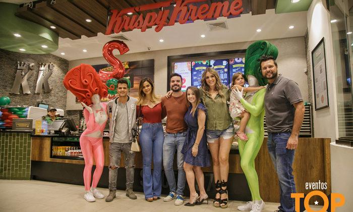 Krispy Kreme  Panamá celebra su segundo aniversario 2019