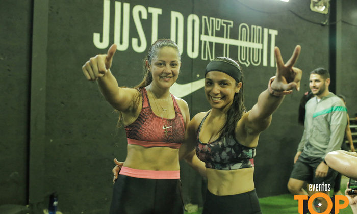 NTC de Nike en Nexo Fitness Center Panamá 2019