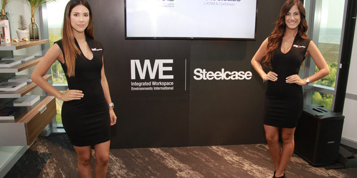 IWE Integrated Workplace Environments International Panamá 2019