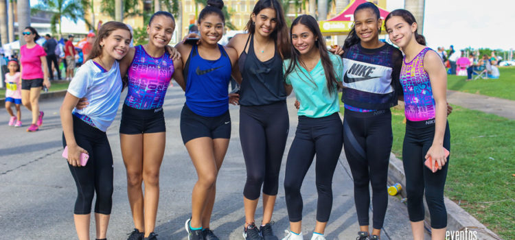 Sportline night Runners Kids & Teens Panamá 2019